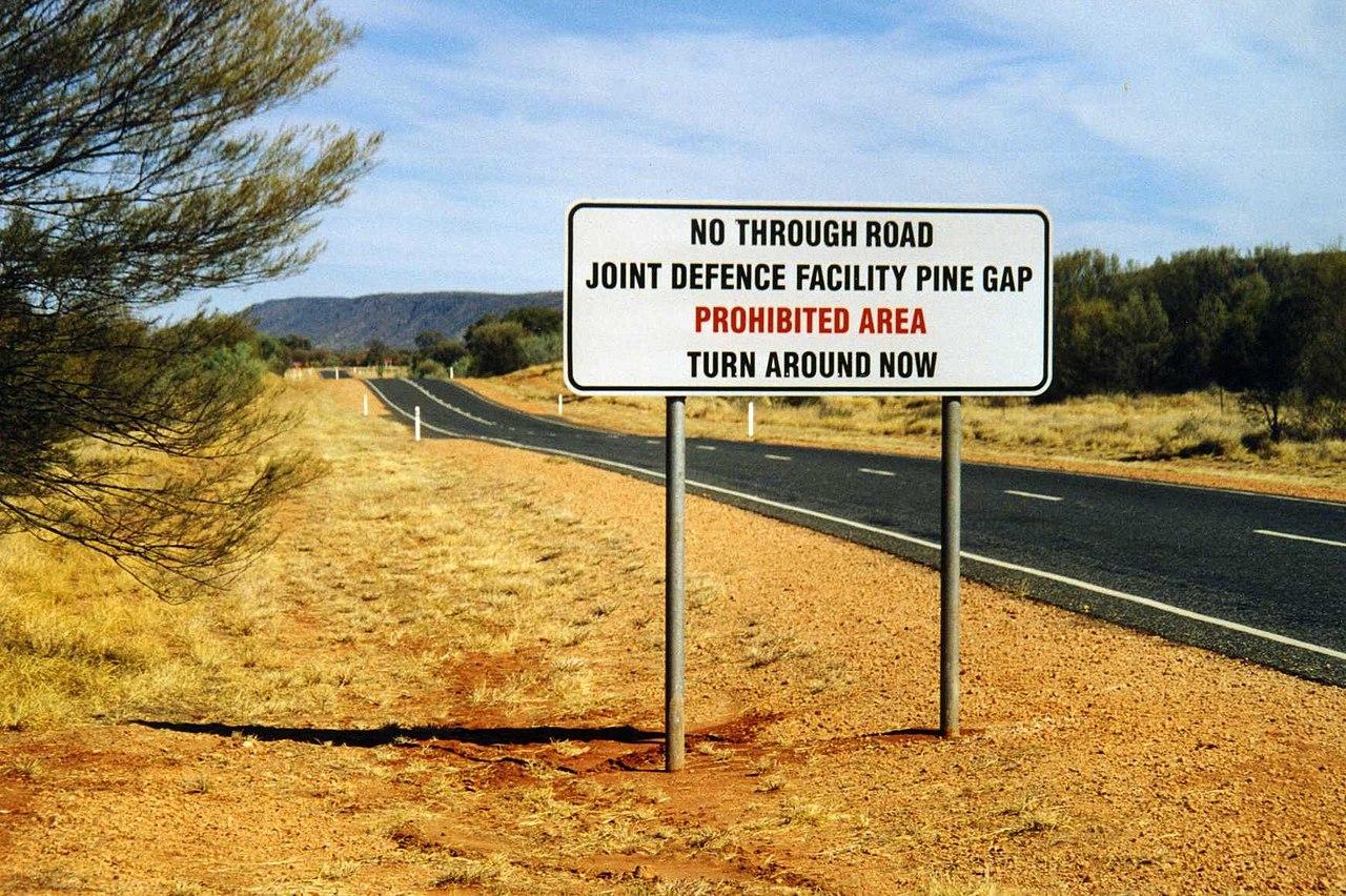 Pine Gap Australia