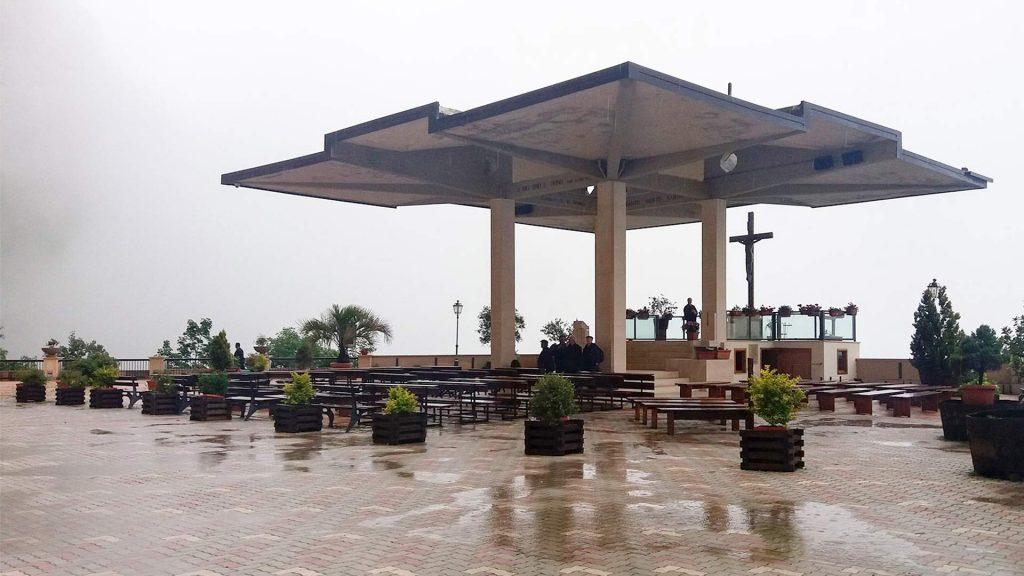 Santuario della Santissima Trinità di Vallepietra