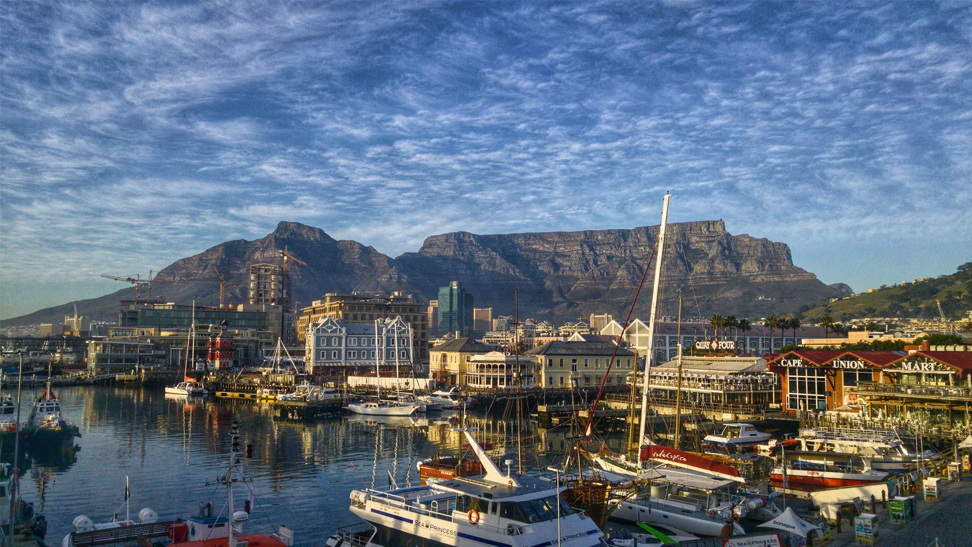 Citta del Capo Sudafrica